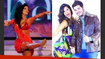 Silvina Escudero no podrá bailar con Nicolás Magaldi (Foto: Web)