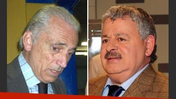 Walter Nelson y Tití Fernández. (Foto: Web)