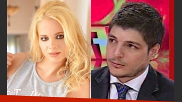 Jimena Campisi en problemas con Tomás Costantini otra vez. (Fotos: Ciudad.com y Captura TV)