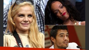 La insólita promesa de Eliana Guercio ¡por Romero y Rihanna! (Foto: Web)