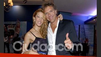 Alejandro Fantino y Miriam Lanzoni se casan por quinta vez (Foto: Ciudad.com)