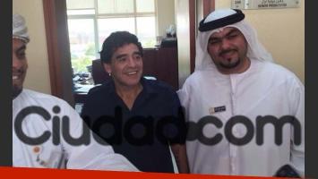 Diego Armando Maradona. (Foto: Ciudad.com)