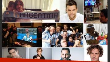¡Vamos Argentina, carajo! Los artistas internacionales que apoyan a la Selección Nacional. (Foto: Web)