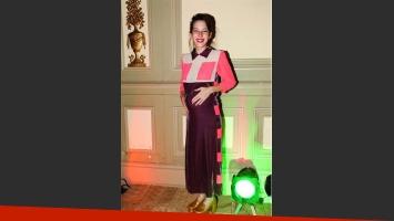 Vera Spinetta embarazada de dos meses (Foto: Hola)