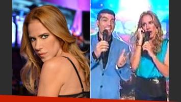 Marcela Baños y la posible salida de Cristian U. de Pasión. (Fotos: Ciudad.com y Captura TV)
