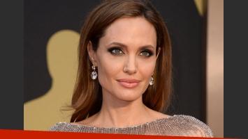 Angelina Jolie: ¿a punto de arriesgar su vida por intentar ser madre nuevamente? (Foto: Web)