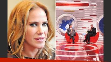 Marcela Baños habló tras su ida de Intrusos. (Fotos: Web)