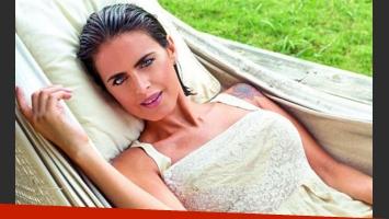 Silvina Luna, internada en el Hospital Italiano por un problema renal (Foto: Web).