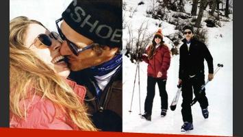 Florencia Bertotti y Federico Amador, mini luna de miel  (Fotos: Revista Hola)