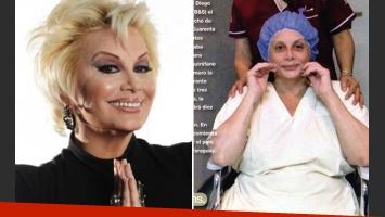 Carmen Barbieri y su nuevo cuerpo: costó… ¡165 mil pesos! (Foto: Web y revista Gente)