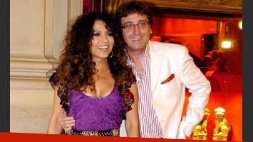 Patricia Sosa y Oscar Mediavilla (Foto: Web)