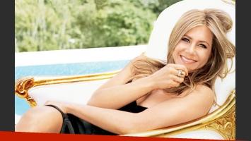Jennifer Aniston develó cuál es su peso actual y cuánto quiere pesar. (Foto: Web)
