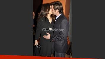 Julieta Díaz y marido, Brent Federighi, esperan su primer hijo (Fotos: Jennifer Rubio).