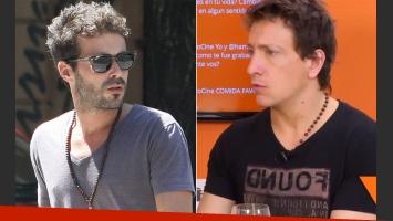 Nicolás Vázquez habló de las internas con Nicolás Cabré (Foto: Web)
