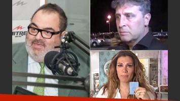 Lanata, polémico con De la Ve. La respuesta de Pablo Goycochea. (Fotos: Web)