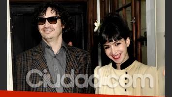 Sofía Gala y Julián Della Paolera esperan a Dante. (Foto: Jennifer Rubio-Ciudad.com)