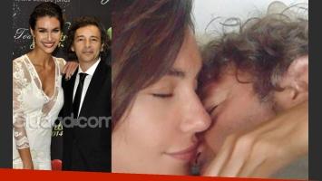 Paula Morales y Fabián Vena, súper enamorados en Twitter (Fotos: Archivo Ciudad.com y Twitter).
