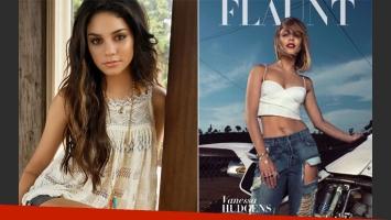 Vanessa Hudgens: de teen inocente en High School Musical a femme fatale. (Foto: Web/Flaunt Magazine)