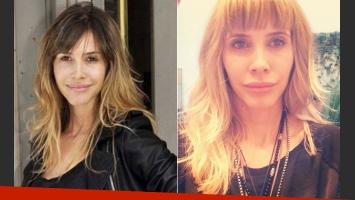 El rotundo cambio de look de Guillermina Valdés (Foto: Web y Twitter)