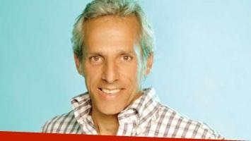 Marcelo Mazzarello charló en exclusiva con Ciudad.com. (Foto: Prensa El Trece)
