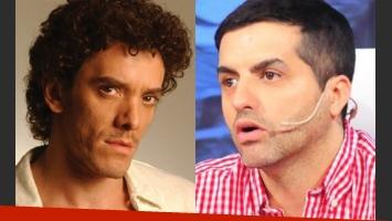 Maxi Guerra y Ángel de Brito se cruzaron en Twitter (Fotos: Web).