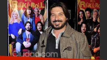 Damián de Santo, protagoniza Viudas e hijos del rock and roll. (Foto: Jennifer Rubio-Ciudad.com)