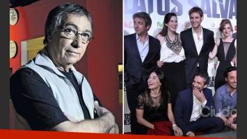 Luis Brandoni y su crítica a Relatos salvajes. (Foto: Web y Ciudad.com)