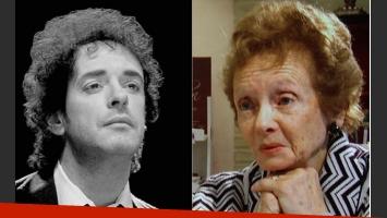 Gustavo Cerati y Lilian Clark. (Foto: Web)