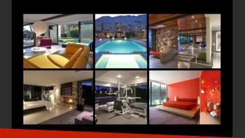 Leonardo DiCaprio: las fotos de la lujosa mansión que tiene el actor en Palm Springs. (Foto: Luxury Estate)