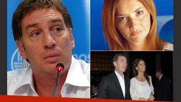Santilli dio su versión de su encuentro con Analía Maiorana y Nancy Pazos. (Fotos: Web)