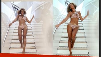 Beyoncé: un nuevo papelón de la cantante con el Photoshop para tener