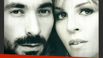 El Pocho Lavezzi y Yanina Screpante. (Foto: archivo Web)