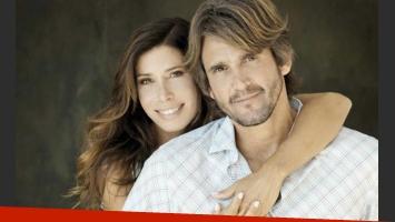 Dolores Cahen D'Anvers y Horacio Mazza. (Foto: Web)