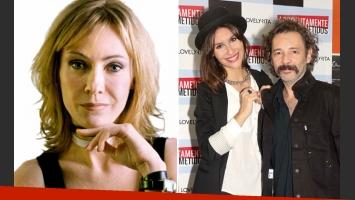 Inés Estévez y la paternidad de Fabián Vena. (Foto: Web)