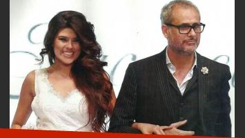 Jorge Rial frenó la broma de casamiento de Loly (Foto: Web)