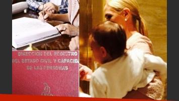 Fotos del casamiento de Viviana Canosa con Alejandro Borensztein (Foto: Twitter)