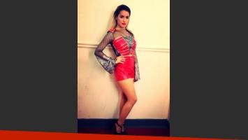 El look glam rock de Lali Espósito en el show solidario para Fundación Huésped. (Foto: prensa Kocawa)