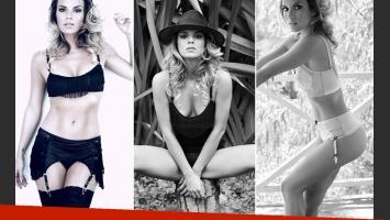 Gimena Accardi, una diosa súper sexy. (Foto: Twitter)