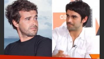 A Gonzalo Heredia lo aburre hablar de Nicolás Cabré: