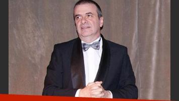 Atilio Veronelli, internado. (Foto: Web)