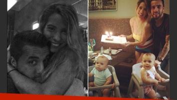 Las fotos del íntimo cumpleaños de Cinthia Fernández en Dubai. (Fotos: Instagram)