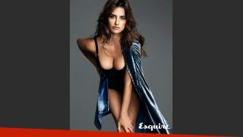 Penélope Cruz, la mujer más linda del mundo según Esquire.