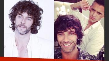 Mariano Martínez renovó su look: ¡dejó atrás su abultada y ondulada cabellera! (Foto: Instagram)