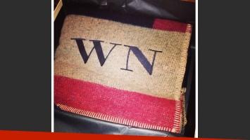 Wanda Nara, dueña de un accesorio de moda exclusivo. (Foto: Instagram)