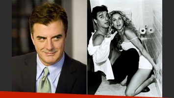 Las polémicas declaraciones de Chris Noth sobre Sex and the city. (Fotos: Web)