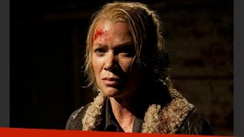 Laurie Holden en The Walking Dead (Foto: Web)