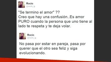 Rochi Igarzábal, sobre Nico Riera: