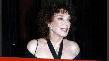 Graciela Borges habló de su golpeada salud. (Foto: Web)
