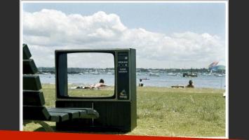 La tele de verano. (Foto: Web)