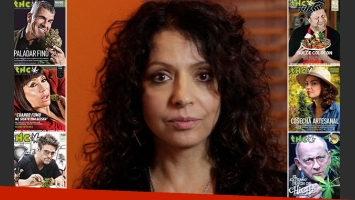 Patricia Sosa reveló una dura historia familiar vinculada a las drogas. (Foto: Web)